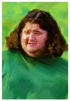 Hurley from Lost TV Show