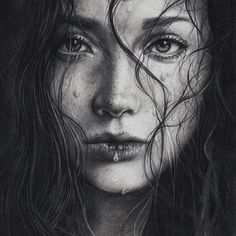 Hyperrealistic drawings by @anarelen . What do you think?  Shared by @kitslam  - YouTube | Instagram | Facebook