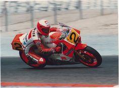 Eddie Lawson Eddie Lawson, Hot Bikes, Motogp, Grand Prix, Yamaha, Motorcycle, Vehicles, Legends, Sport