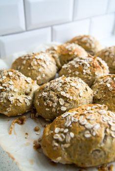 Foodies, Sandwiches, Muffin, Cooking Recipes, Pizza, Baking, Breakfast, Bare Min, Scones
