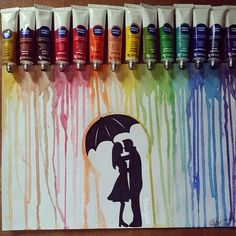 watercolour paint