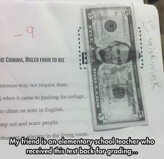 This kid is going places, not college, but places