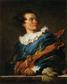 Jean-Honoré Fragonard (1732–1806) Title Abbé de Saint-Non (Fanciful Figure) Date 1769 Medium oil on canvas