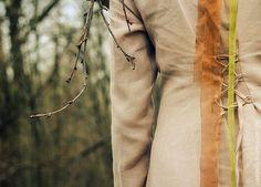 Купить Платье Лен и шнуровки - бежевый, платье, авторское платье, длинное платье, шнуровка, основа