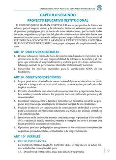 #ClippedOnIssuu desde Colegio Jorge Gaitán Cortes. Manual de Convivencia 2015