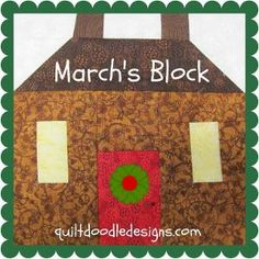 BOM 2016 March Blocks