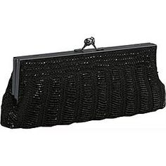 Carlo Fellini  Teresa Evening Bag 61 7002 Black *** Want to know more, click on the image.