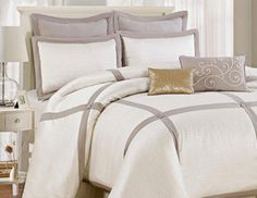 Bedding Basics - Classic Comforters, Egyptian Cotton Duvets & More