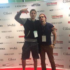 Paparazzi said they wanted our picture. #redcarpet #fashion #matrixfamily #matriximagines #matrixdestination #modelstatus #modeling #modellife #radcarpet #rad @schersusan @alexa_models_ @matrixglobal @tkane5 by stephenpandis