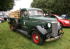 1940 Chevrolet Pickup Truck by Albert S. Bite, via Flickr