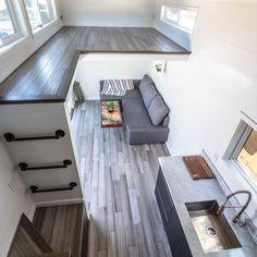 Trailer Swift - Tiny House for Sale in Santa Cruz, California - Tiny House Listings