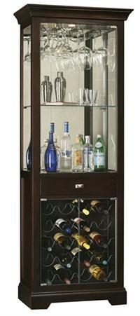 Howard Miller Gimlet Home Bar and Wine Cabinet