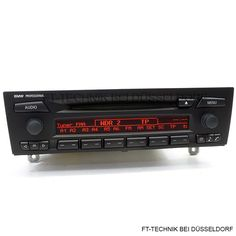 BMW Professional CD RADIO Business 1er 3er E90 E91 E92 E93 E80 E81 E82 X1 bei uns im Shop!