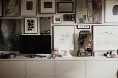 The White Room: Susanne Rutzou's Østerbro Apartment