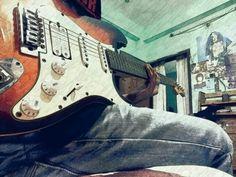 My lead guitar