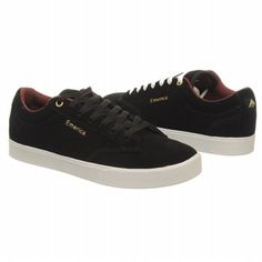 Emerica The Flick Shoes (Black Gold White) - Men s Shoes - 11.5 9b7bee9fd