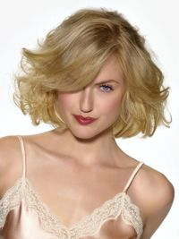 Pictures : Short Hairstyles for Natural Curly Hair - Curly Bob Hairstyle