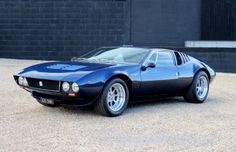 Manners Droomgarage: De Tomaso Mangusta - Manners.nl