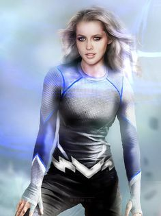 Check Out These 12 Gender Swapped Avengers - Quicksilver a.k.a. Pietra Maximoff (Theresa Palmer)