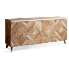 Check out this item at One Kings Lane! Garrett Sideboard, Natural