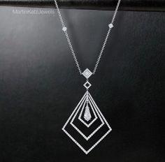 #jewelry #finejewelry #diamonds #necklace #luxury #MartinKatz #MartinKatzJewels
