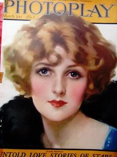 Claire Windsor - March 1923