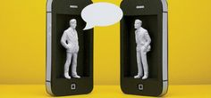 Social Media May Be Efficient, Don't Forget Good Old Face To Face Conversation | Fast Company