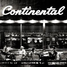Continental. Love this restuarant.