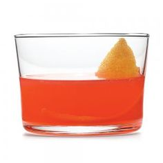Grapefruit Negroni | MyRecipes.com
