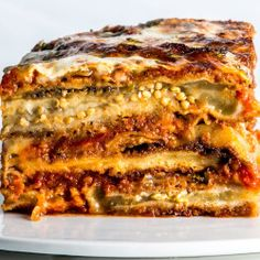 Eggplant Parmesan with Fresh Mozzarella Recipe - Bon Appétit