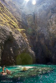 Ponza in Italy | Stunning Places #StunningPlaces