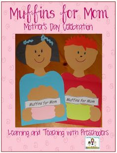 1000 images about muffins for mom on pinterest mother 39 s day muffins and mom - Muffins fur kindergarten ...