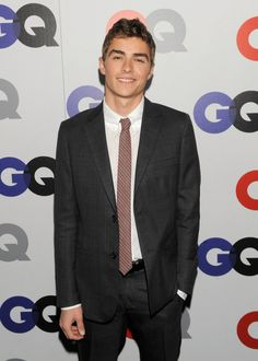 Dave Franco. He is just too adorable.