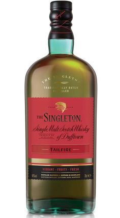 The Singleton of Dufftown – Tailfire. Tasted on a whisky festival.