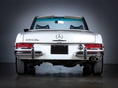 280SL Restoration Andoniscars | passion for excellence
