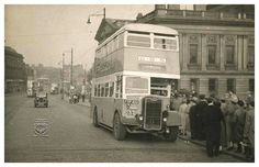 linwood bus at the cross, (come oan, get aff) Paisley Scotland, Old Pictures, Glasgow, Old Things, Photograph, Street View, Places, Clothes, Photography