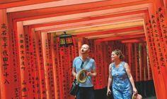 Mark Gatiss' train trip through Japan