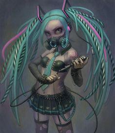 cyber_goth_miku___by_daiyou_uonome-d4nv1ax.jpg (604×700)