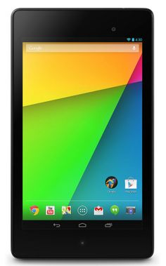 All the true geeks want a Nexus 7. Thin, light, and the perfect size.  http://www.google.com/nexus/7/
