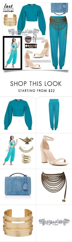 """""""princess Jasmine"""" by ikamahardani ❤ liked on Polyvore featuring TIBI, WearAll, Call it SPRING, Mark Cross, Karl Lagerfeld, Bling Jewelry, Bobbi Brown Cosmetics, contest and polyvorefashion"""