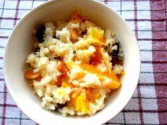 Ryż pomarańczowy z orzechami, kardamonem i goździkami. ŻARŁOSTACJA czyli opolski piknik kulinarny