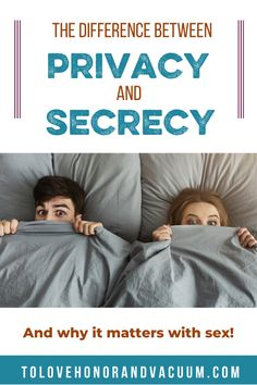 Why do Christians often seem so hesitant to talk about sex? Part of it is sometimes we don't understand the difference between secrecy and privacy. Communication In Marriage, Intimacy In Marriage, Marriage Help, Biblical Marriage, Best Marriage Advice, Saving Your Marriage, Talk About Marriage, Christian Marriage, Christian Parenting