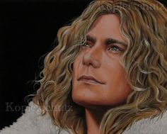 Robert Plant / Led Zeppelin by Pinselratte
