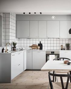 Quirky Home Decor .Quirky Home Decor Grey Kitchen Designs, Modern Kitchen Design, Interior Design Kitchen, Kitchen On A Budget, Home Decor Kitchen, Home Kitchens, Kitchen Ideas, Unique Home Decor, Home Decor Styles