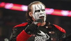 Sting On Raw
