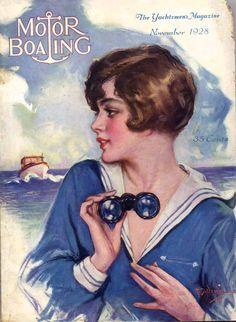 Motor Boating November 1928