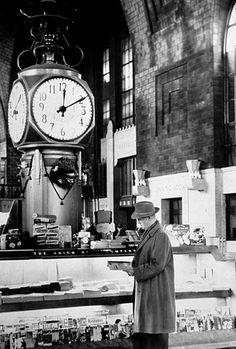 Historic photos of the Central Terminal