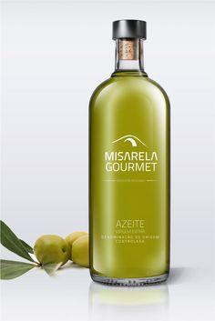 MisarelaGourmet #Logótipo #Rotulo #Packaging Vodka Bottle, Shampoo, Wine, Drinks, Design, Study, Beverages, Drink, Design Comics