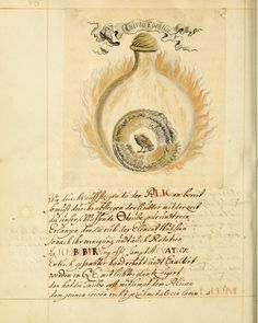 Manly Palmer Hall collection of alchemical manu...