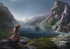Good Morning   Norwegian Folklore Visual